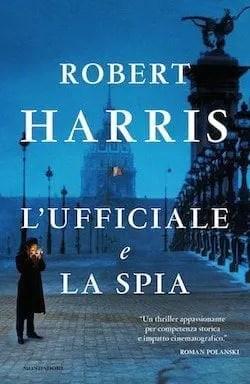 Recensione di L´ufficiale e la spia di Robert Harris