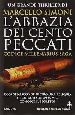 7149sHg5SvL._SL1444_ Recensione di L'abbazia dei cento peccati di Marcello Simoni Recensioni libri