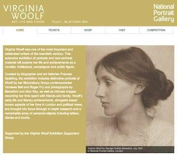 Virginia-Woolf-at-the-National-Portrait-Gallery