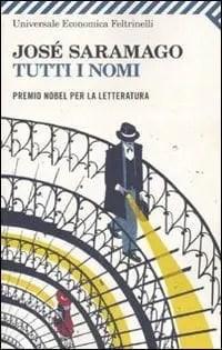 saramago Recensione di Tutti i nomi di José Saramago Recensioni libri