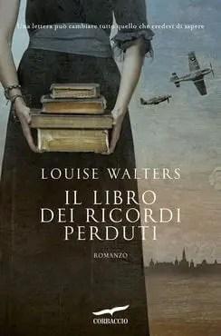 louise-walters1 Recensione di Il libro dei ricordi perduti di Louise Walters Recensioni libri