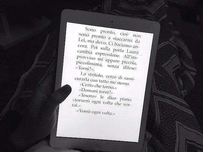 Un estratto dal libro