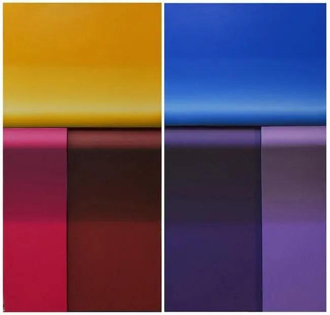Ping Li_Nuove Sostanze_2014_olio su tela_100 x 50 cm cad