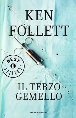 51UFmF0jKaL Recensione di Il terzo gemello di Ken Follett Libri Mondadori