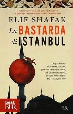 9788817064095.500 Recensione di La bastarda di Istanbul di Elif Shafak Gruppo Rcs e Fabbri Editore