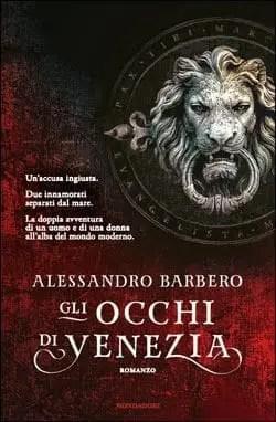 Recensione di Gli occhi di Venezia di Alessandro Barbero