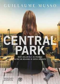 Recensione di Central Park di Guillaume Musso
