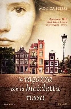 bicicletta-1 La ragazza con la bicicletta rossa di Monica Hesse Anteprime