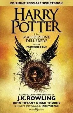 Harry Potter e la Maledizione dell'Erede di J.K. Rowling, John Tiffany e Jack Thorne
