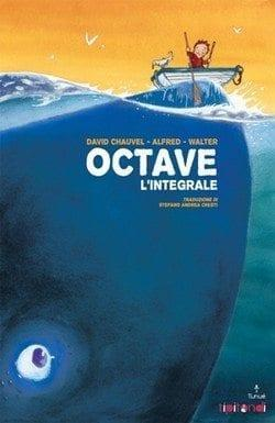 Octave-cover Octave di David Chauvel, Alfred e Walter Anteprime