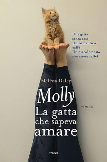 Recensione di Molly. La gatta che sapeva amare di Melissa Daley