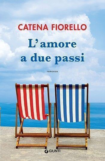 Lamore-a-due-passi Recensione di L'amore a due passi di Catena Fiorello Recensioni libri