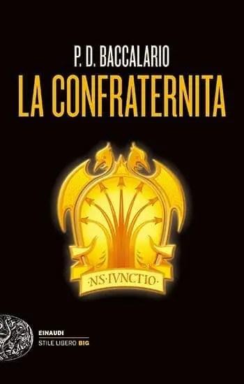 Recensione di La Confraternita di Pierdomenico Baccalario