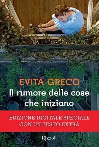 Recensione di Il rumore delle cose che iniziano di Evita Greco