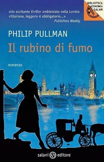 Recensione di Il rubino di fumo di Philip Pullman