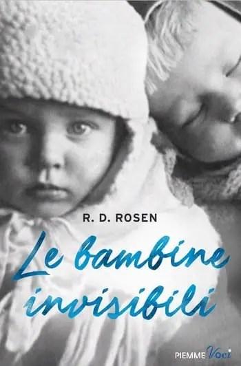 Le-bambine-invisibili Recensione di Le bambine invisibili di R.D. Rosen Recensioni libri