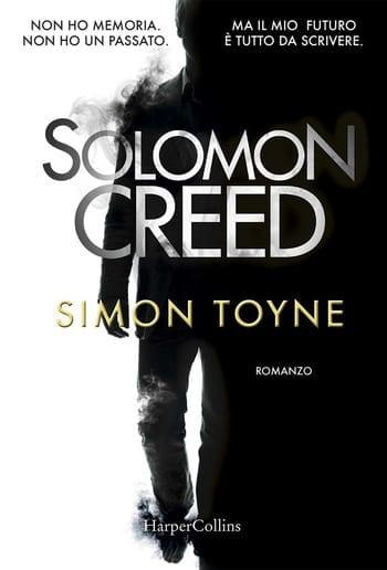 Recensione di Solomon Creed di Simon Toyne