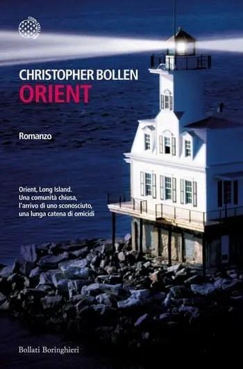 Orient di Christopher Bollen