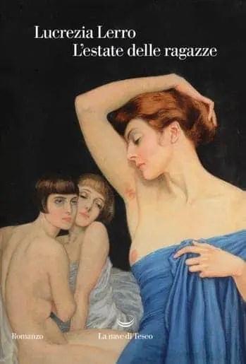 Lestate-delle-ragazze-cover Recensione di L'estate delle ragazze di Lucrezia Lerro Recensioni libri