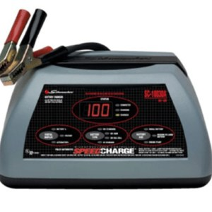 BATTERY CHARGERS -JUMPER CABLES