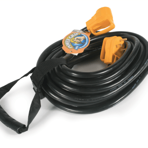 RV EXTENSION CORDS& WORK LIGHT