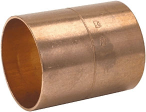 SOLDER COPPER FIT TUBING WELDING