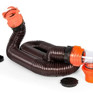 DRAIN HOSES AND SUPPORTS RV