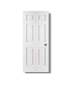 6 PANEL INTERIOR DOORS MH