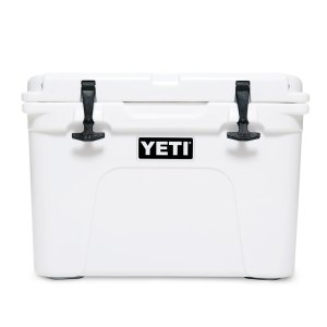 YETI ICE CHEST & CUPS & ACESS