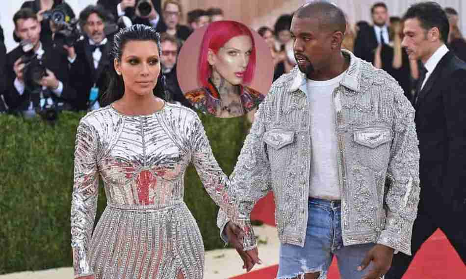 Kanye West Kim Kardashan divorzio tradimento