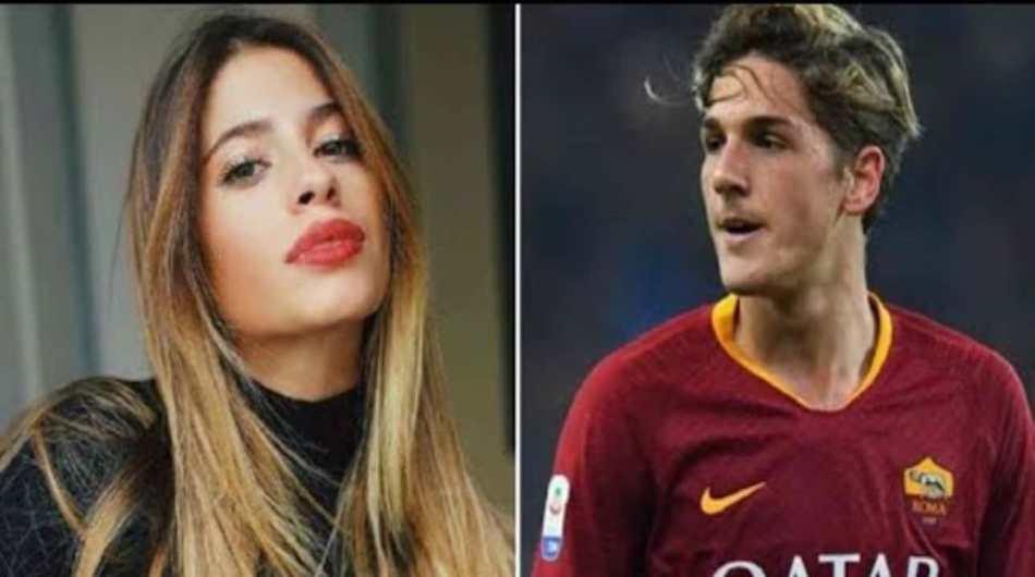 Chiara Nasti e Zaniolo