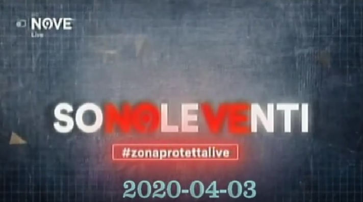 Rivedi Sono le Venti del 03 04 2020 – YouTube