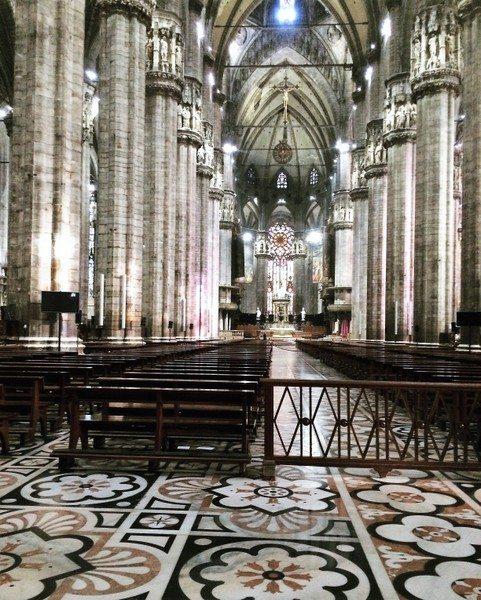 Duomo Milan Italy