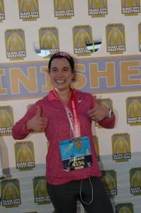 Glass City Half Marathon