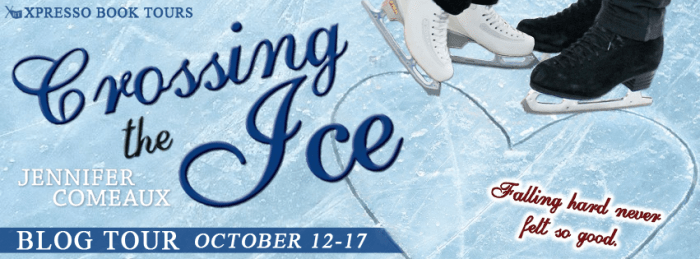 Crossing The Ice Blog Tour