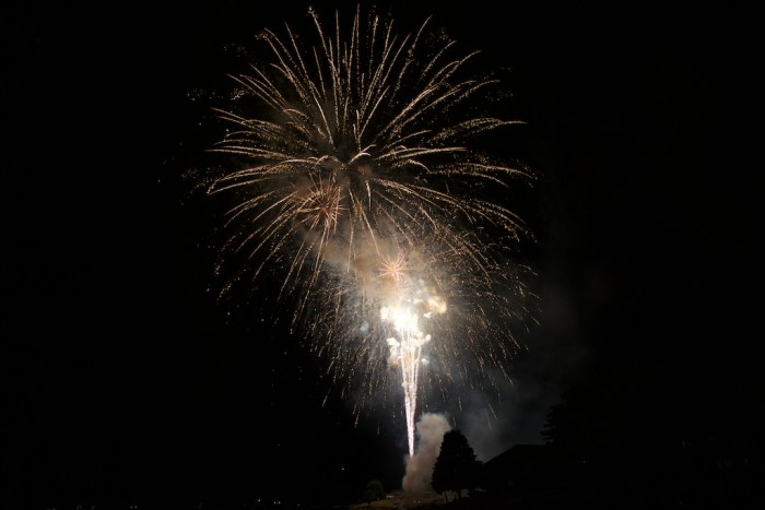 4th of July 2016 - Fireworks