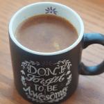 Homemade Caramel Apple Cider