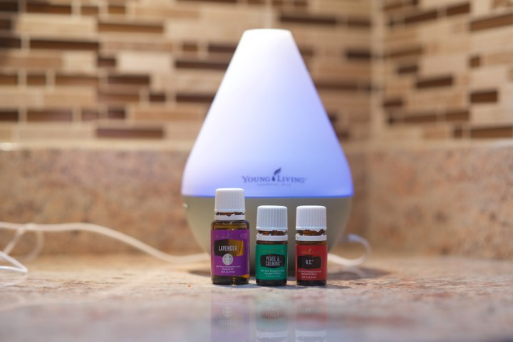 Essential Oils With Young Living