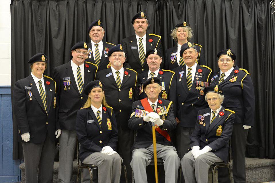 Our Executive Legion 119