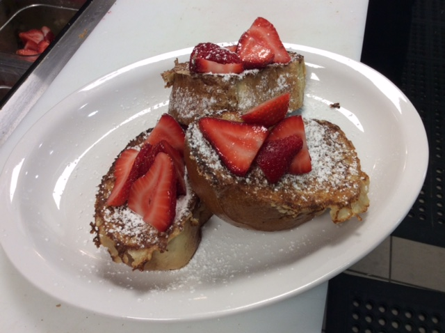 June 21, 2020 Father's Day Brunch #3 French Toast