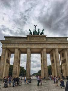 Berlin Brandenburg Gate 2016