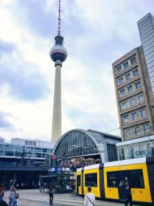 Berlin Fernsehturm de Berlin