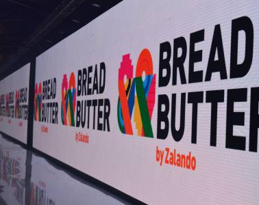 Bread & Butter Zalando 2016