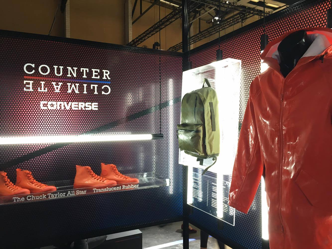 Converse Counter Climate Waterproof Collection  