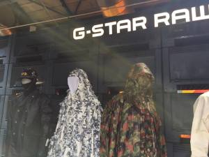 G Star Raw Ghillie Suit