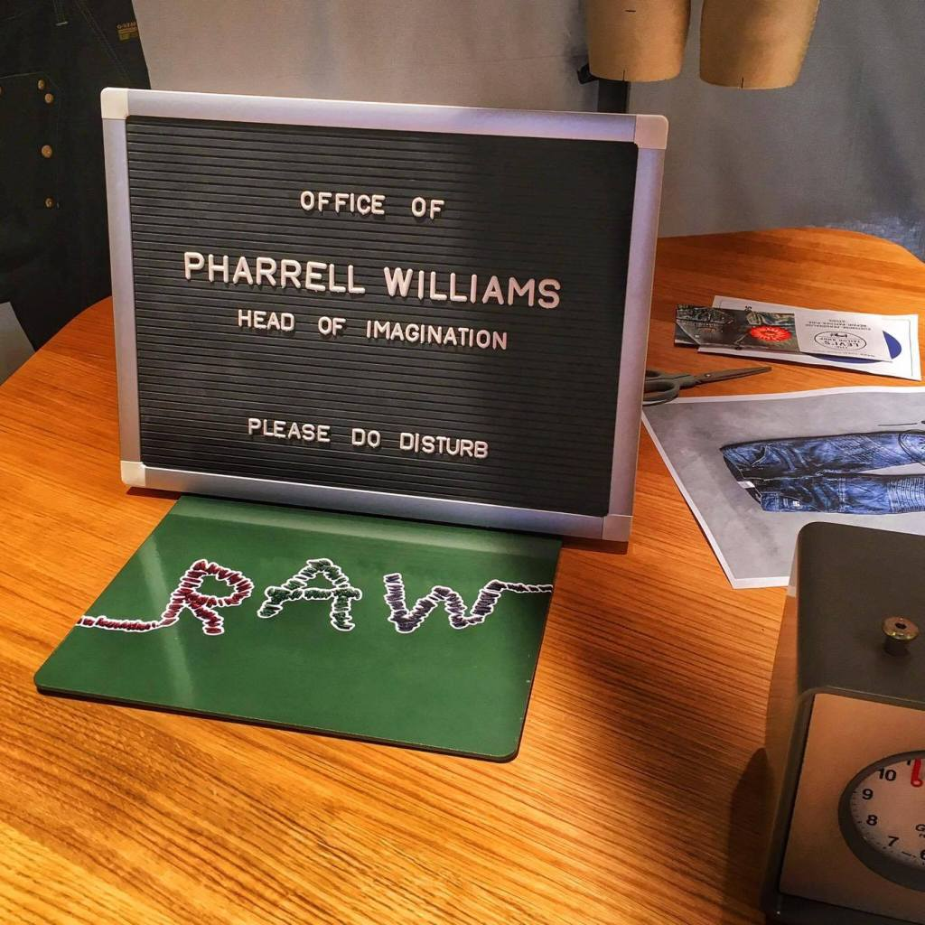Pharrell Williams - Office Stolen