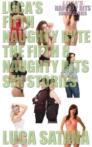 Luca's Fifth Naughty Byte: The Fifth 8 Naughty Bits Sex Stories