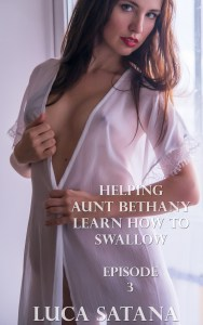 Helping Aunt Bethany Learn How To Swallow: Episode 2