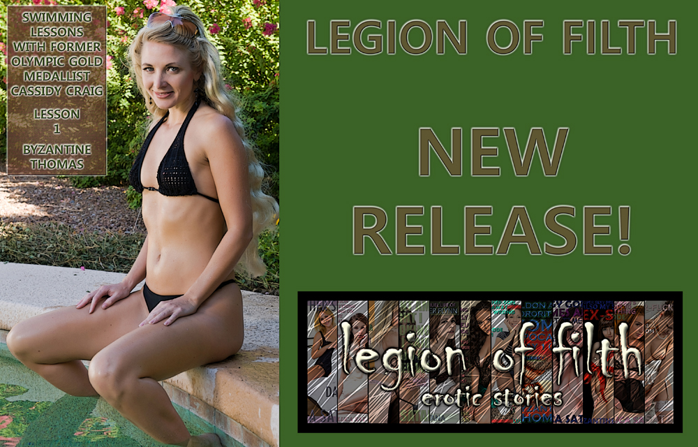 LOF New Release: Swimming Lessons With Former Olympic Gold Medallist Cassidy Craig – Episode 1