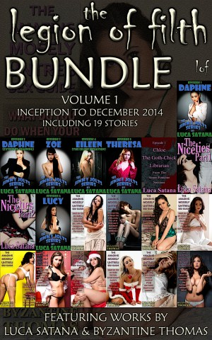 The Legion Of Filth Bundle: Volume 1: Inception To December 2014